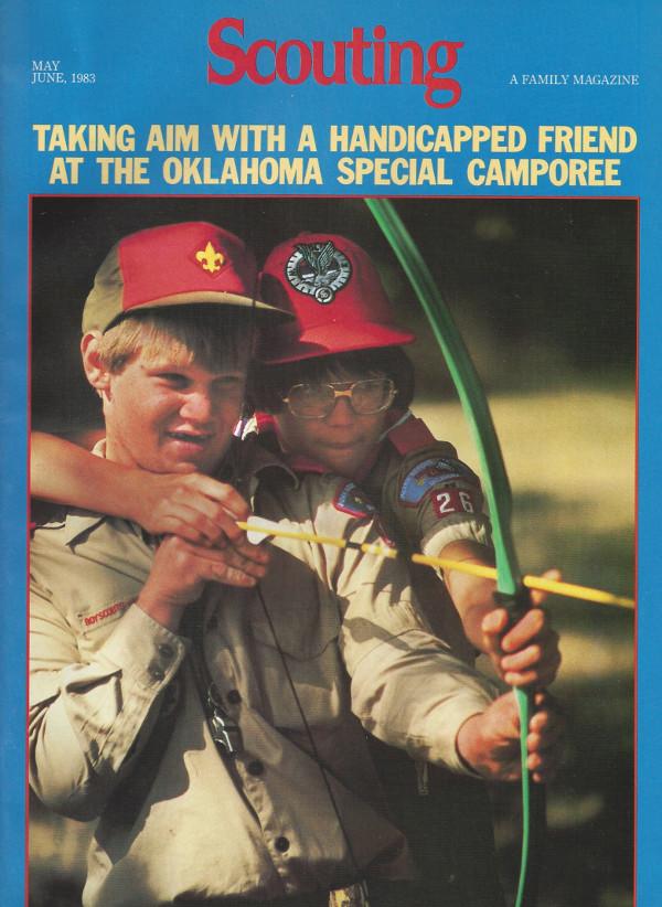 Scouting Magazine - 1983